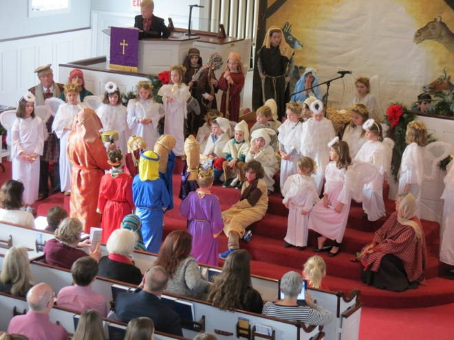 The Pilgrim Church of Duxbury will present a virtual pageant for parishioners to view online starting Dec. 20.