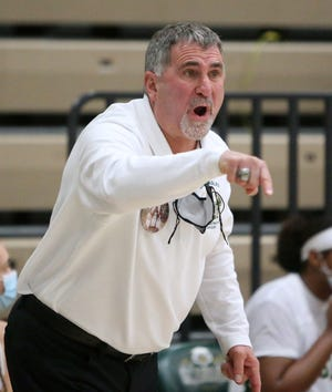 GlenOak head coach Paul Wackerly helped start the Classic in the Country girls basketball event in the early 2000s.