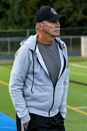 Olentangy girls soccer coach Earl Devanny has announced his retirement. The Braves were Division I state runners-up this season.