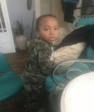 Nylo Lattimore, 3, went missing Dec. 4. Desean Brown has been indicted on charges in the deaths of Nylo and his mother Nyteisha Lattimore.