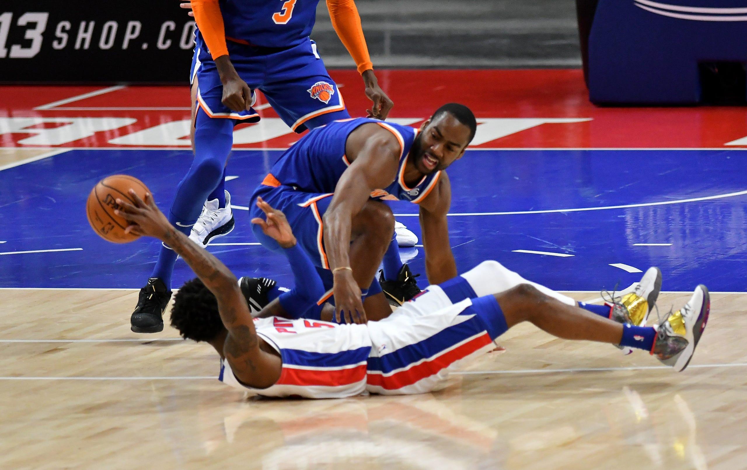 Exhibition: Knicks 90, Pistons 84