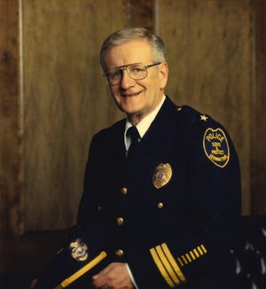 Frank Riemer Jr., former Police Chief for the Village of Germantown