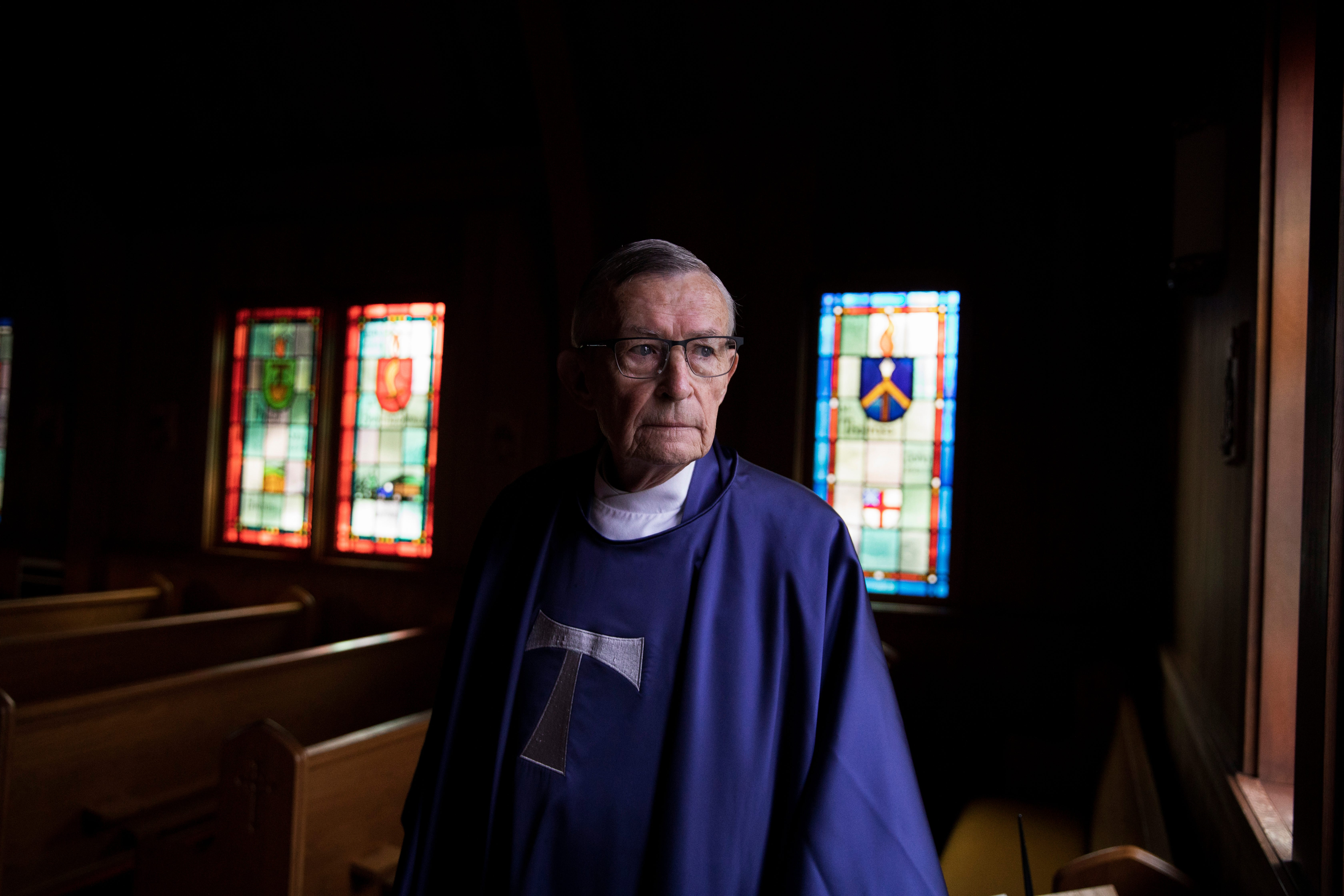 The Rev. Fred Heard.