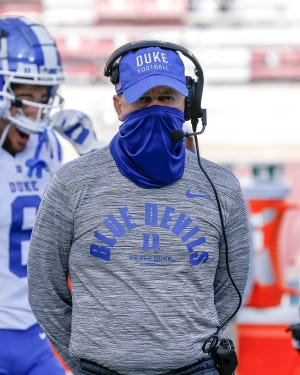 Following Duke football's worst season since 2007, Blue Devils coach David Cutcliffe is preparing to bring in 18 high school prospects and a pair of transfers to help the program bounce back from a 2-9 campaign in 2020.