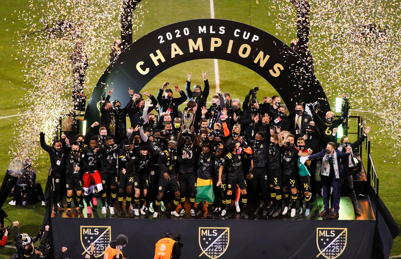 Columbus 3, Seattle 0: Lucas Zelarayan leads Columbus Crew to MLS Cup championship