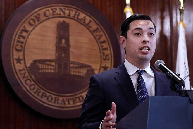 Soon to be term-limited out of office, Central Falls Mayor James Diossa has made no secret that he's eyeing the lieutenant governor's post.