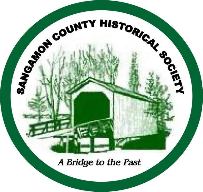 Sangamon County Historical Society logo