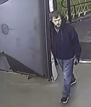 The Uhrichsville Police Department is requesting the public's assistance in identifying this male.