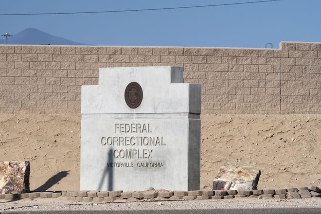 Paul James Hayes II, a former Bureau of Prisons correctional officer, who smuggled contraband into the Federal Correctional Complex in Victorville in exchange for cash, was sentenced to 15 months in prison Wednesday, March 17, 2021.