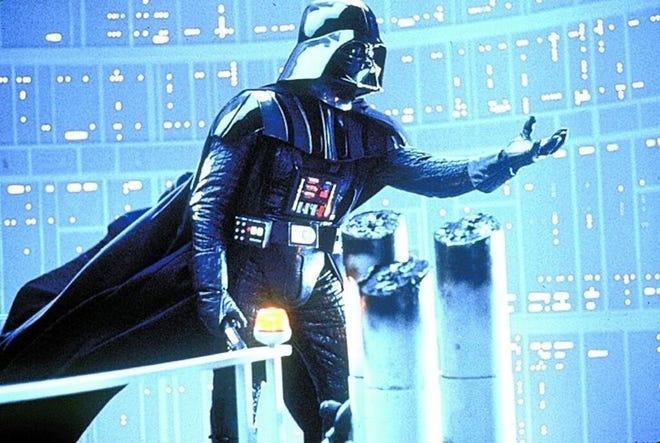 David Prowse is Darth Vader.