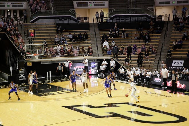 Inside Mackey Arena as the Purdue Boilermakers take on the Indiana State Sycamores, Saturday, Dec. 12, 2020 in West Lafayette.