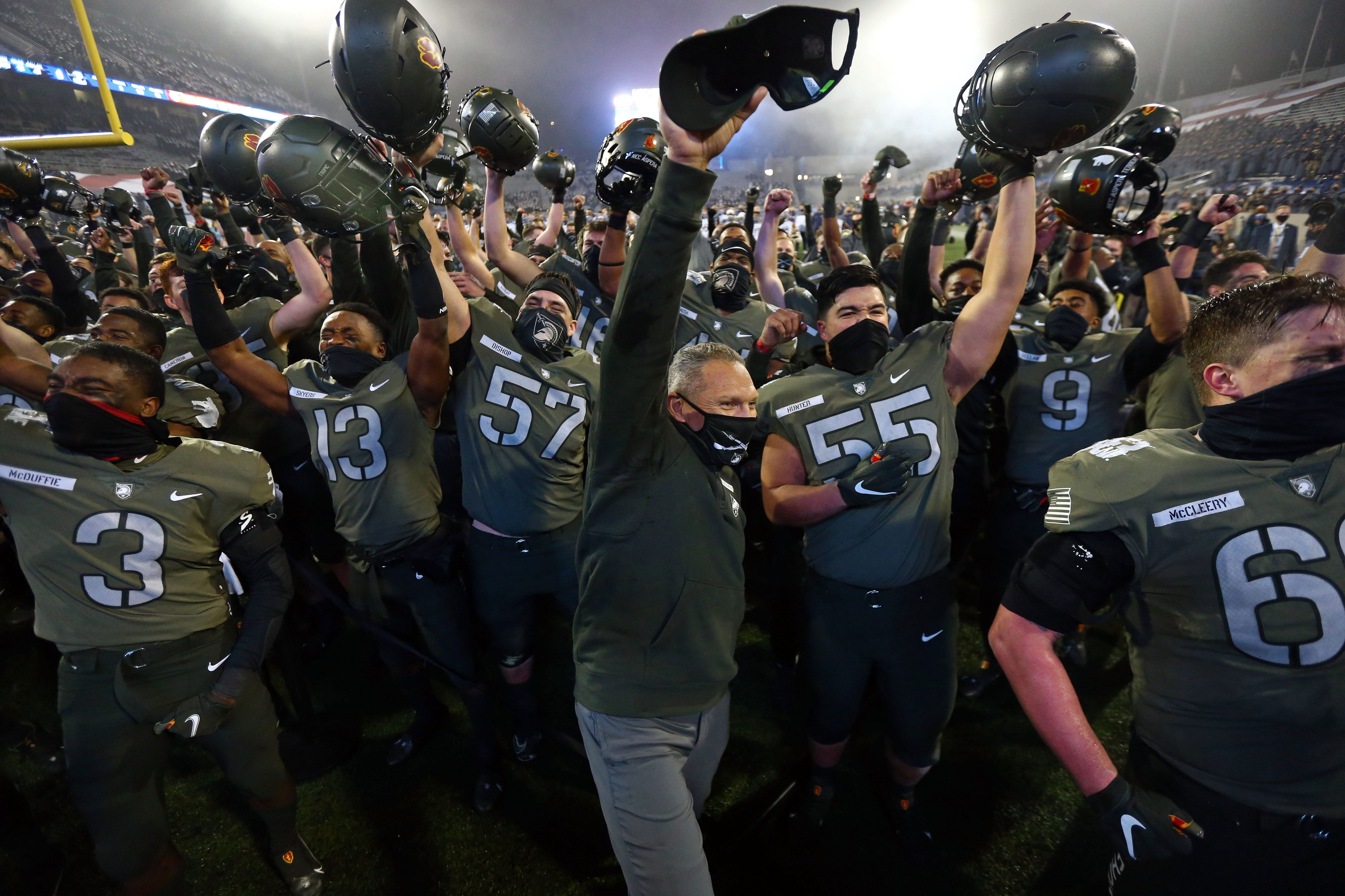 Once unimaginable, Army now owns rivalry series against Navy