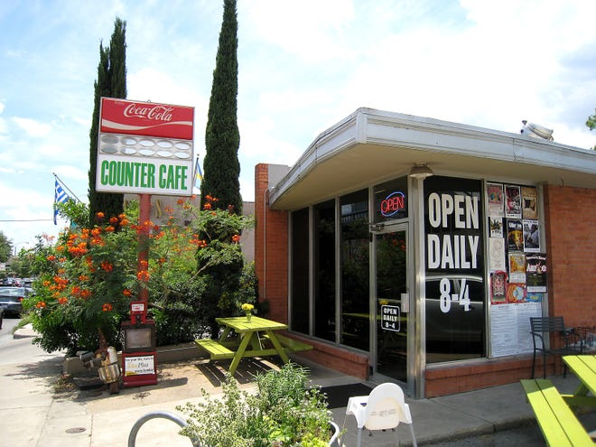 Counter Cafe at 626 N. Lamar Blvd. is permanently closed.
