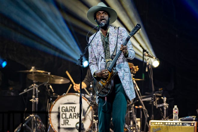Voices for Justice featuring Gary Clark Jr. at ACL Live on February 6, 2020 in Austin, Texas.  [Suzanne Cordeiro for AUSTIN360]