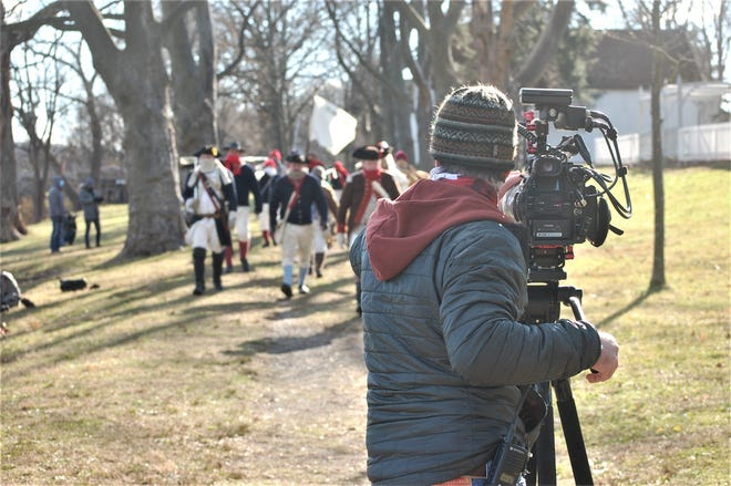 Instead of a Christmas Day crossing, Friends of Washington Crossing Park will premiere a short movie capturing scenes of the annual reenactment.