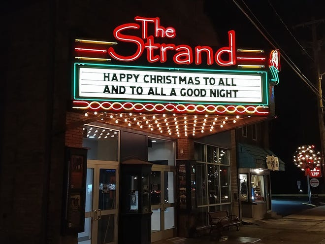 """The Strand Theater in Zelienople continues its series of virtual holiday shows with """"A Very Zelie"""" Christmas."""
