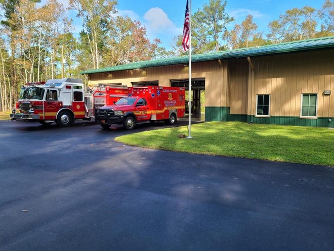 A new fire station in the Stiney Road and Church Road area of Jasper County recently opened.