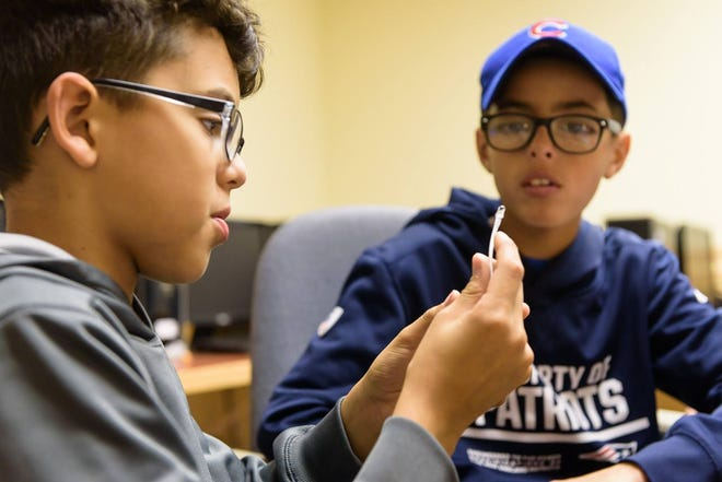 Kids in Tech offers programs at four different sites serving low-income kids in the Lowell area and is growing.