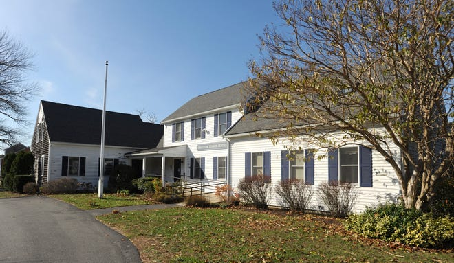 The Chatham Senior Center is located in this Stony Hill Road building. The Board of Selectmen will resume discussion about plans for siting a new building in town at their meeting Tuesday night.
