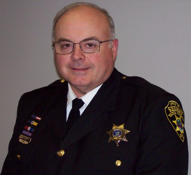Yates County Sheriff Ron Spike