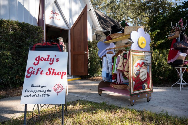 The shop at 204 N Lee St. in Leesburg is run completely off donations and volunteers and is currently open Wednesday, Thursday and Friday from 10 a.m. to 2 p.m. and Sunday in-between services.  [Cindy Peterson/Correspondent]