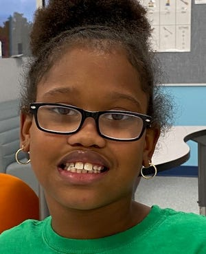 Essence Culver is a fourth-grader and a member of FBHonors.