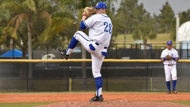 Embry-Riddle baseball's Garrett Goodall was named to the 2020 All-Canadian College Team, earning a spot on the honorable mention list. The team represents the best of the 775 Canadians playing baseball in the United States.