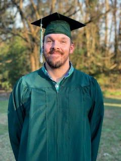 Matthew Jerome Boyette of Deep Run and employee of Lenoir County Schools. [CONTRIBUTED PHOTO]