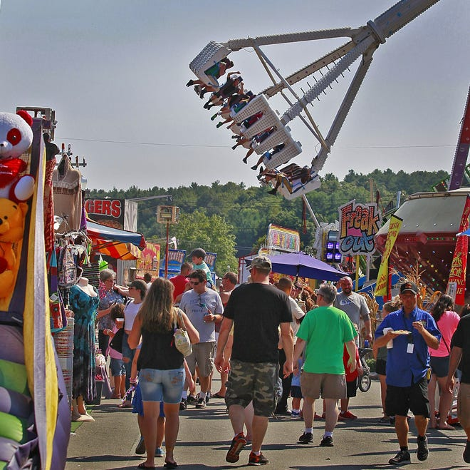 The Marshfield Fair announced in June that it would cancel its 153rd season, adding to a long list of summer-favorite activities that didn't happen this year