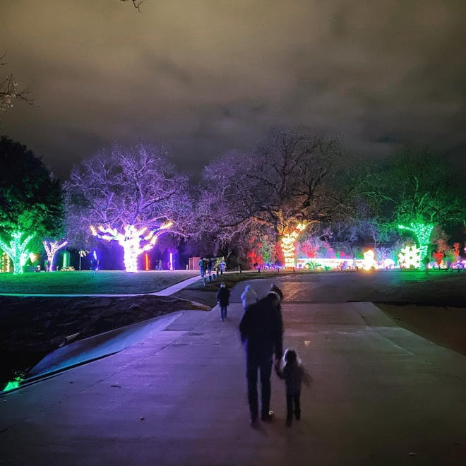 United Way of Erath County's Light Up the Night event is ongoing and will wrap this weekend with hours from 6-9 p.m. nightly from Friday through Sunday. Tickets for the event may be purchased online at facebook.com/Light-Up-the-Night-a-Christmas-Celebration.