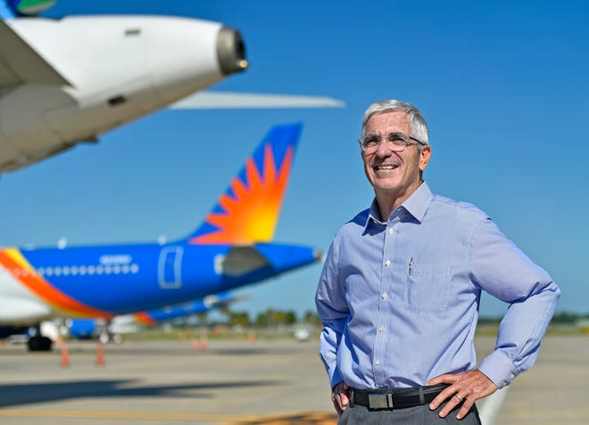 Fredrick J. Piccolo, president and CEO of the Sarasota Bradenton International Airport, said that the airport could start setting passenger traffic records again next year.