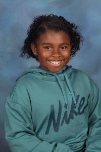 Anaya Redd of Topsail Elementary is Pender County's Student of the Week.