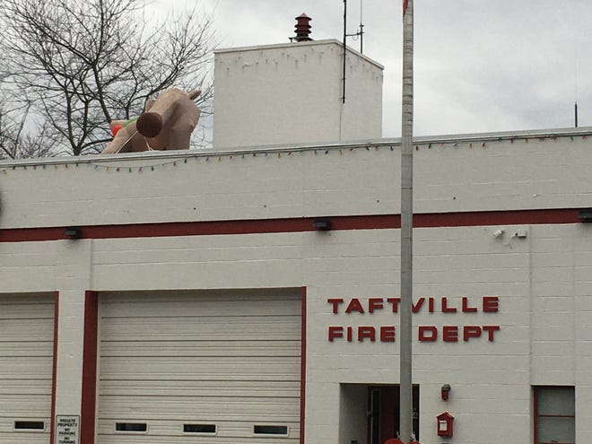 Taftville Volunteer Fire Co. siren's frequency and tones were recently reconfigured.