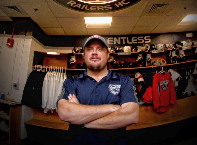 Eric Lindquist, the longtime public face of the Sharks and Railers franchises, was recently let go after COVID-19 downsizing.
