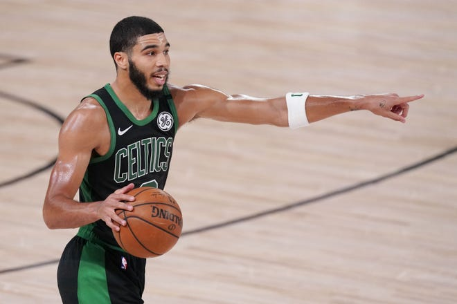 Could Celtics forward Jayson Tatum still be growing? Perhaps.