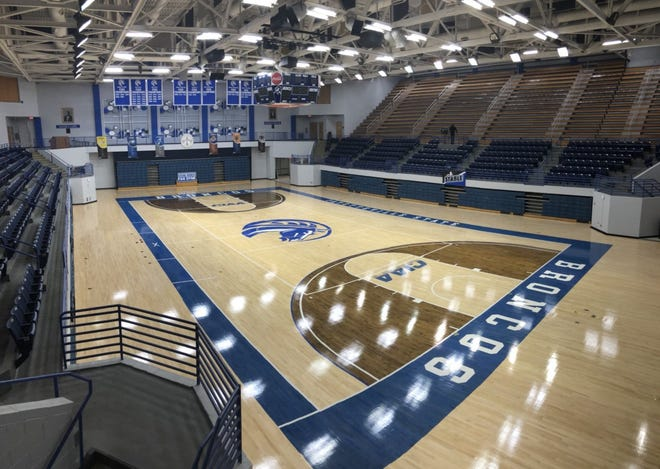 Fayetteville State's Capel Arena will not host CIAA contests in men's and women's basketball or volleyball this season. The CIAA announced Monday a cancellation of those three seasons in 2020-21.