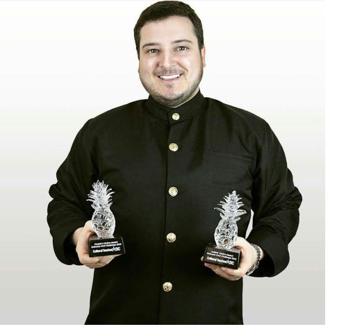 Award-winning Chef Manuel Rodriguez has joined the team at SpringHill Suites in Panama City Beach.