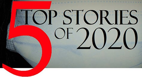 5 Top Stories of 2020