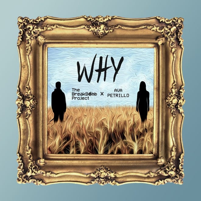 'Why,' a new viral hit, has been produced by a Lynnfield producer and Medford singer-songwriter.