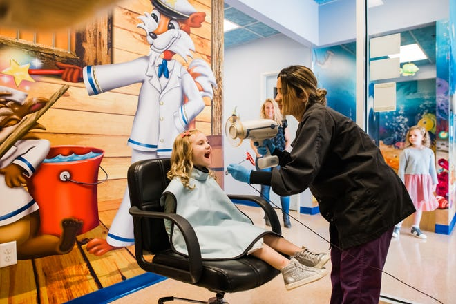 Smile Magic Family Dental, 5638 Saratoga Blvd., opened a second location at 4122 S. Staples St.