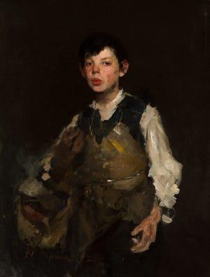 "Frank Duveneck's ""Whistling Boy 1904"" is part of the Cincinnati Art Museum's new exhibition Frank Duveneck: American Master, which runs Dec. 18, 2020-March 28, 2021."