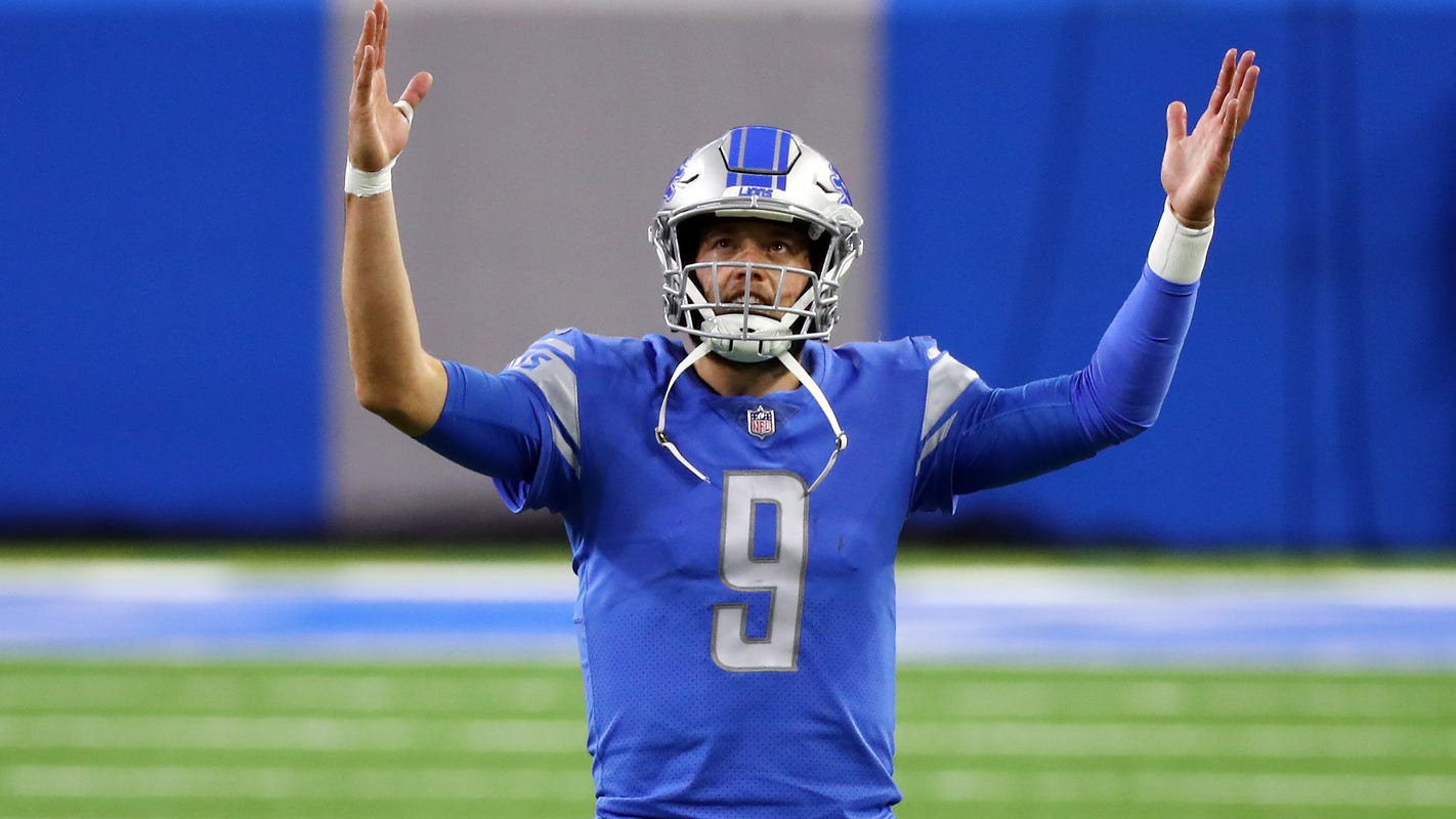 Matthew Stafford traded to LA Rams; NFL fans shocked at how much Detroit Lions get in return
