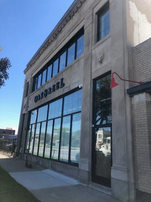 Oak & Reel opened in September, brining back to life a 1928 building on E. Grand Blvd. in Detroit's Milwaukee Junction neighborhood.