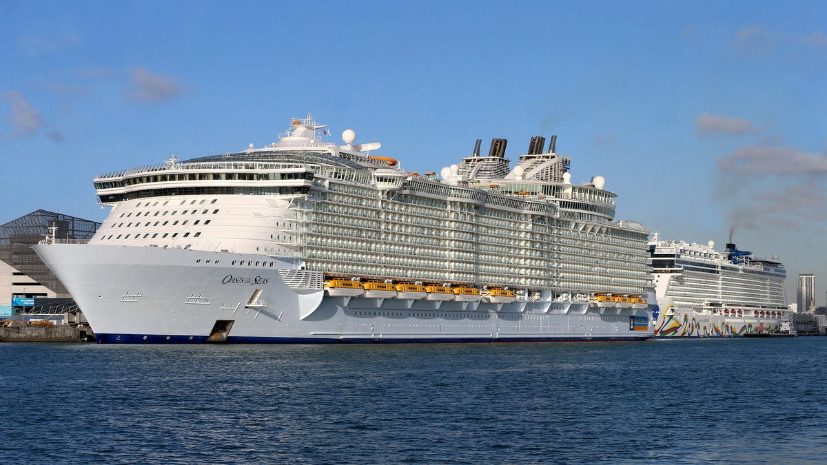 CDC outlines path for U.S. cruising to resume by mid-July 1