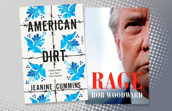 """""""Kotoran Amerika,"""" oleh Jeanine Cummins, telah banyak dikutip sebagai penjual teratas dan favorit kritis untuk tahun 2020 tetapi penulis dan kritikus Latin menuduh bahwa Cummins telah memperkuat stereotip tentang Meksiko dan imigran Meksiko. Menjelang pemilihan November, pembaca beralih ke buku terlaris tentang Presiden Trump seperti"""