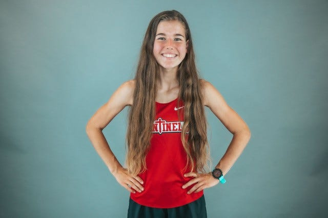 Evangelical Christian School track and field athlete Ava Povich was voted The News-Press Athlete of the Week sponsored by Babcock Ranch for the week of March 1-6.
