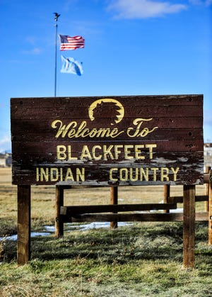 The Blackfeet Nation was awarded $30,000 to conduct a feasibility study for a bottled water company.