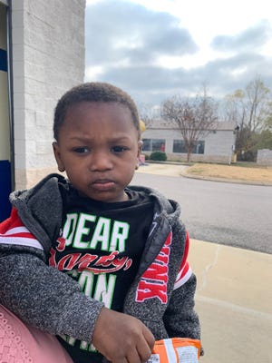 Southaven police are seeking information about a two-year-old's identity after the child was dropped off at a Goodwill donation center.