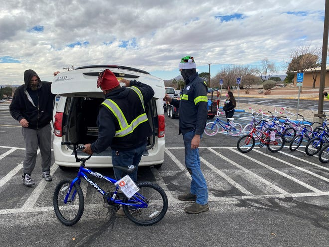 Southwest Disposal awarded 50 bicycles to select Las Cruces Public Schools students, thanks to a longstanding collaboration with the district's Safe Routes to Schools program.