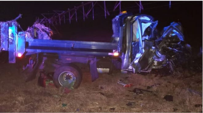 A village of Whiting truck hit a tree and rolled three times after two Portage County teens stole it early June 25, 2020, according to the Portage County Sheriff's Office. The Portage County Traffic Safety Commission will determine the county's crash hot spots and create a plan to reduce crashes in those spots, according to the sheriff.